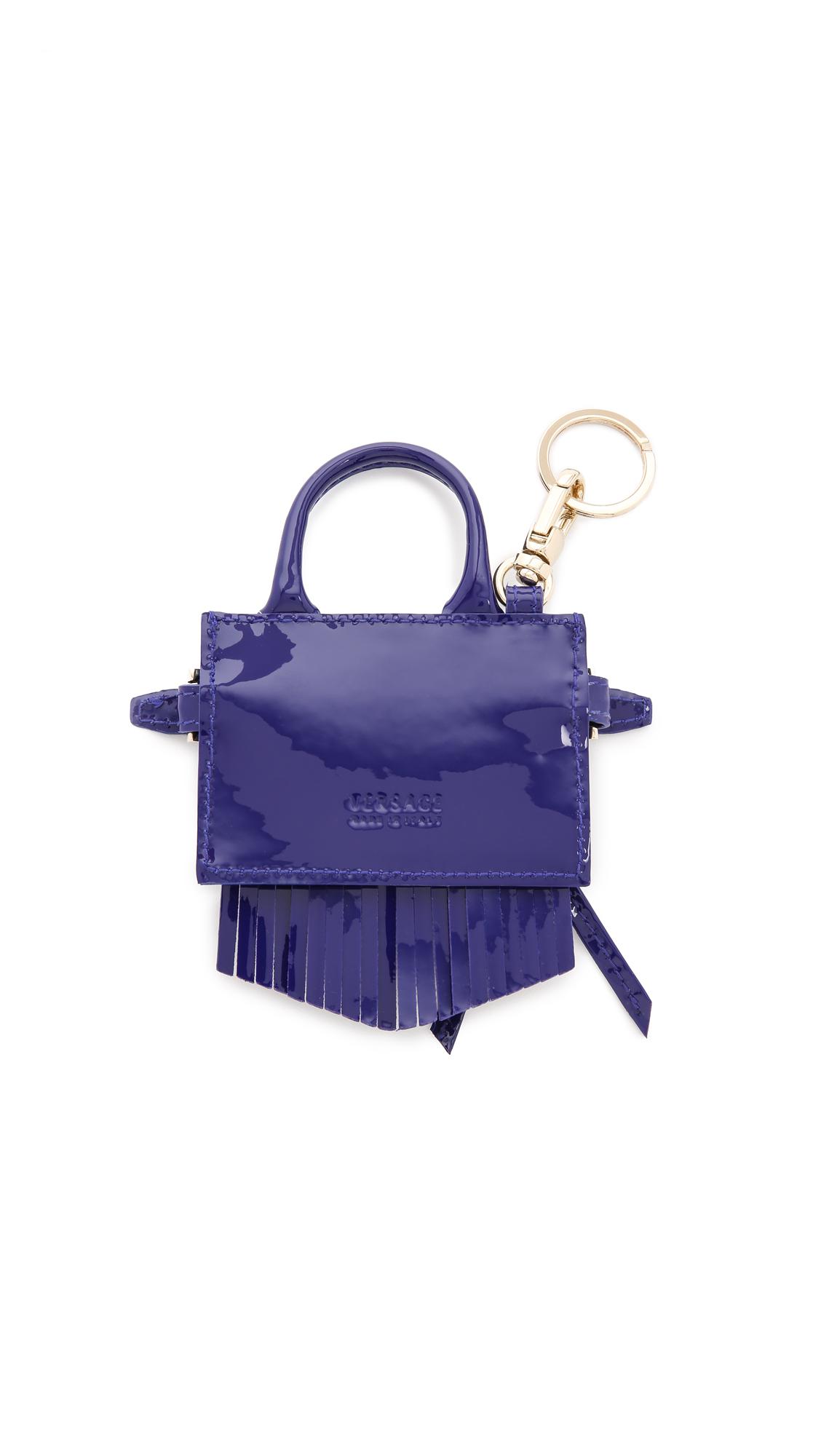 Versace Mini Handbag Keychain   SHOPBOP 8466af9f09