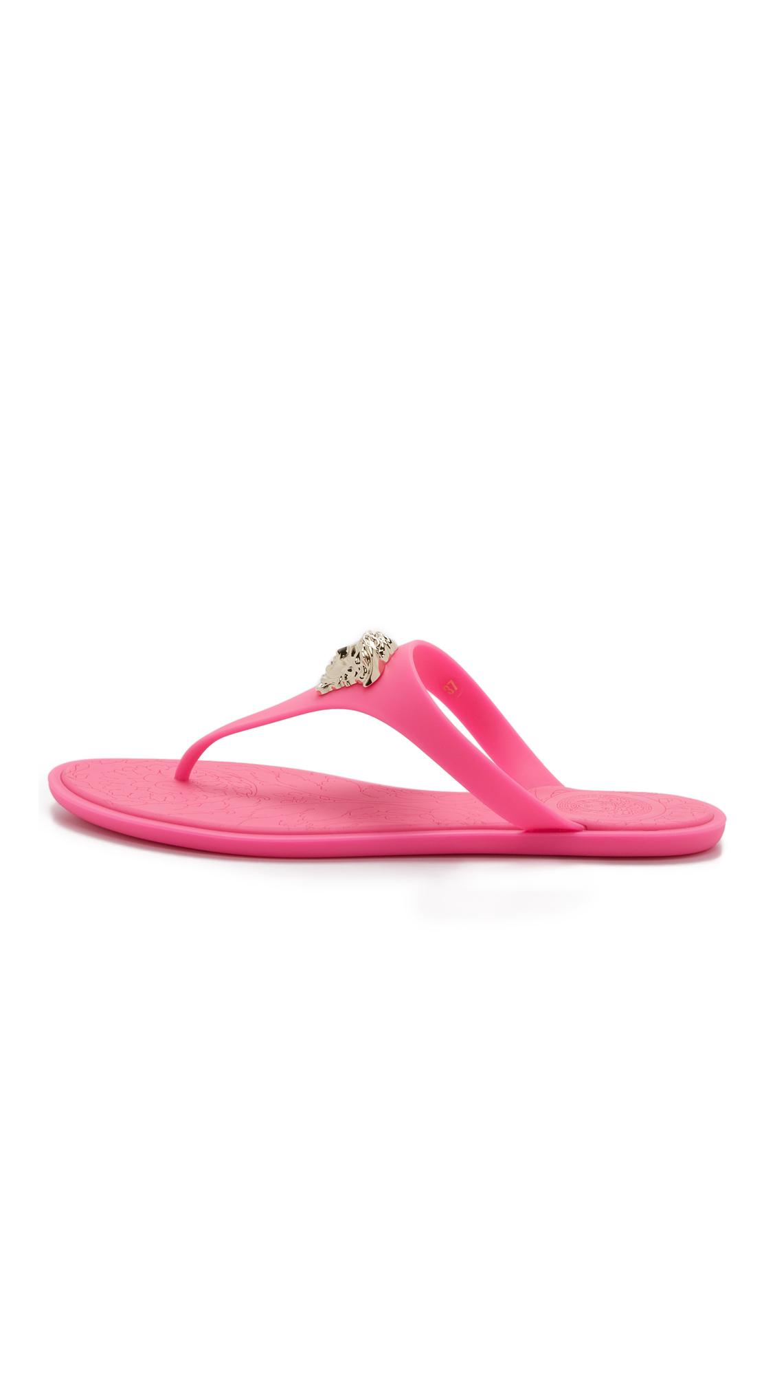 c088e3755d002 Versace Medusa Sandals