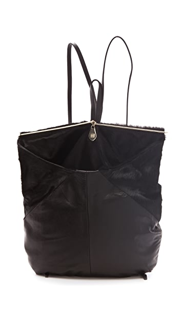 Pour La Victoire Getty Haircalf Backpack