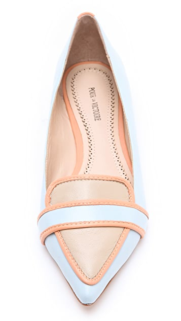 Pour La Victoire Bethany Loafer Flats