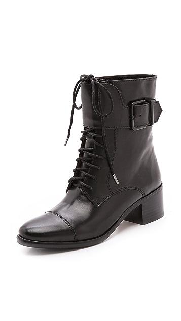 Pour La Victoire Sibel Lace up Boots