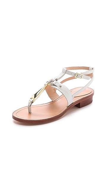 Pour La Victoire Acadia Flat Sandals