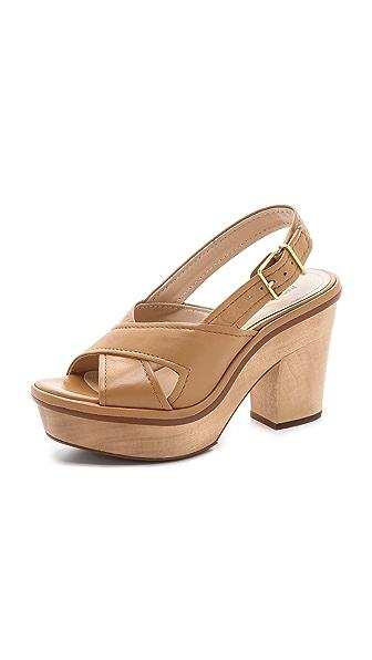 Pour La Victoire Pabla Platform Sandals