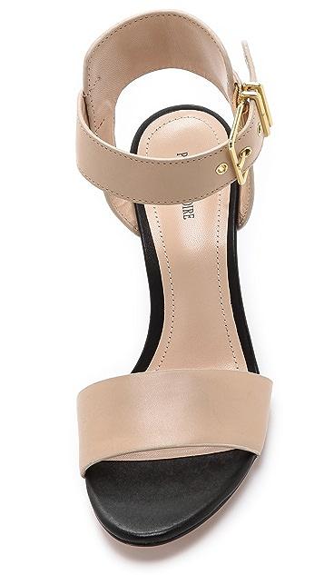 Pour La Victoire Quinn Single Band Sandals