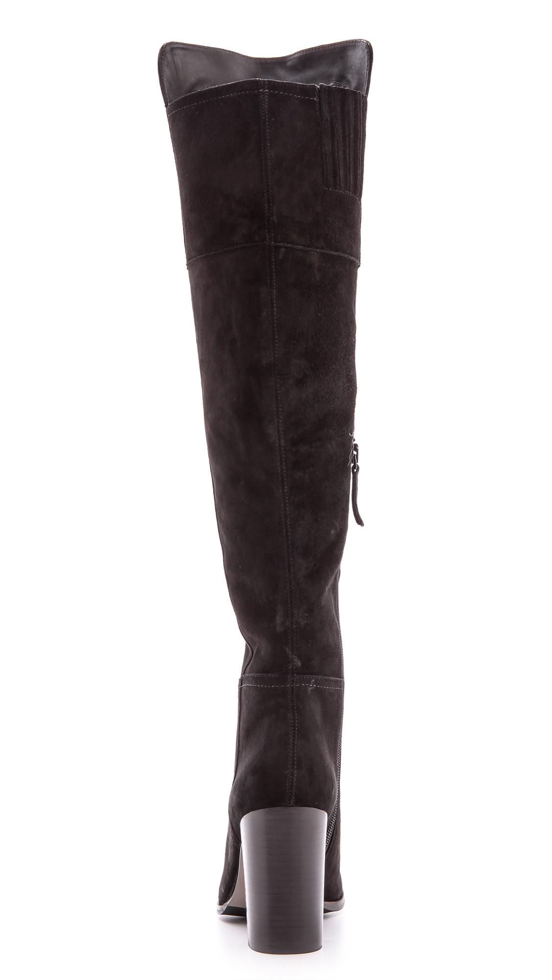 4ae990b98c5 Pour La Victoire Talia Knee High Boots