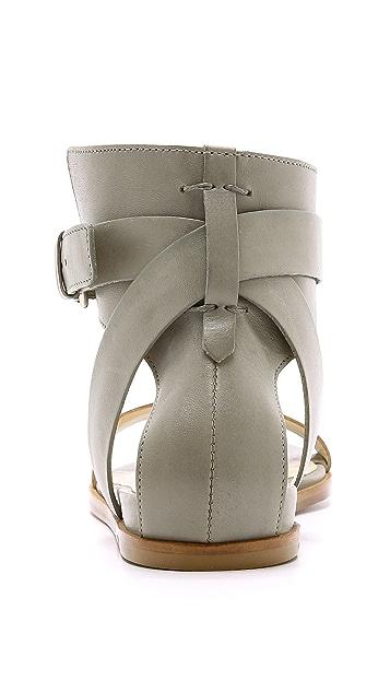 Pour La Victoire Riko Flat Sandals