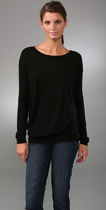Vince Asymmetrical Sweater