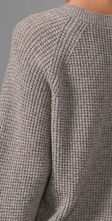 Vince Thermal Chubby Sweater