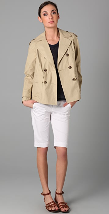 Vince Trench Jacket