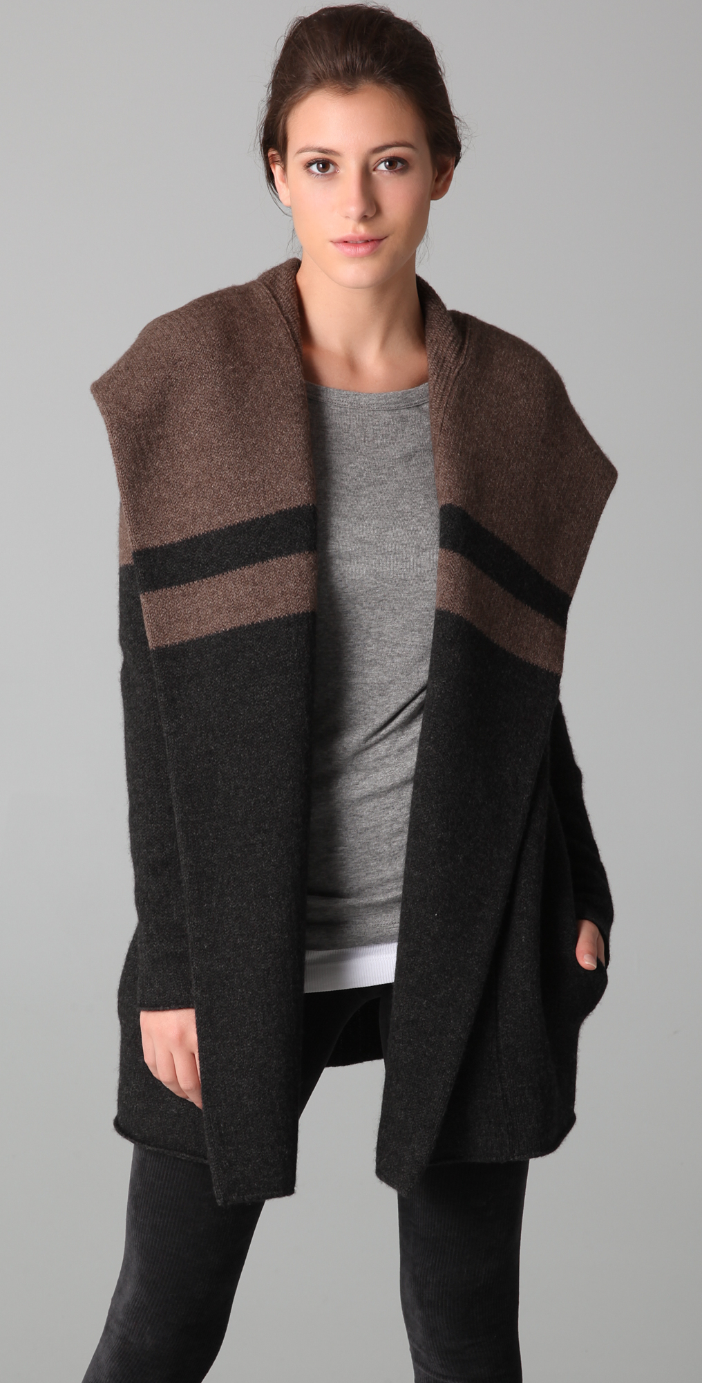 Vince Blanket Sweater Coat | SHOPBOP