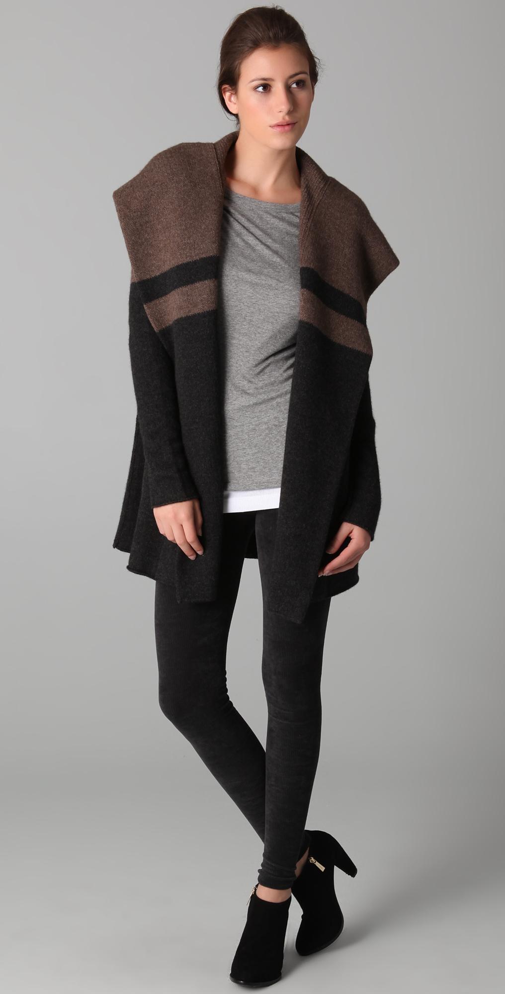 Vince Blanket Sweater Coat | SHOPBOP