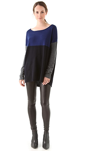 Vince Colorblock Sweater