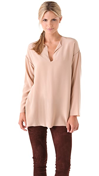 Vince Popover Tunic