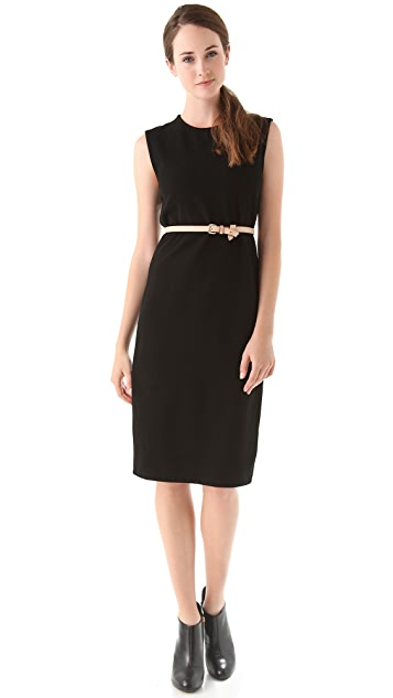 Vince Zip Back Dress