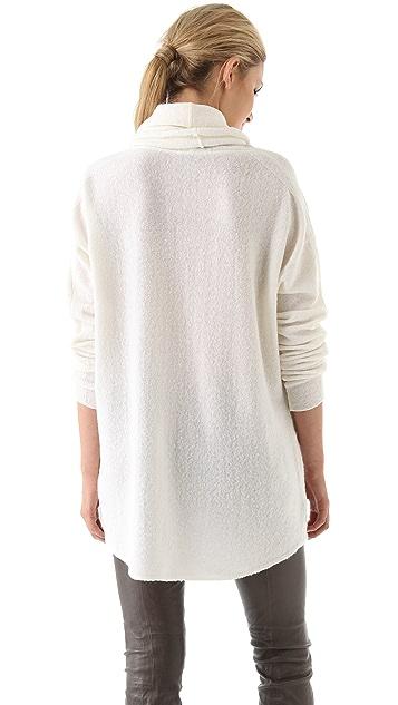 Vince Luxury Cowl Sweater