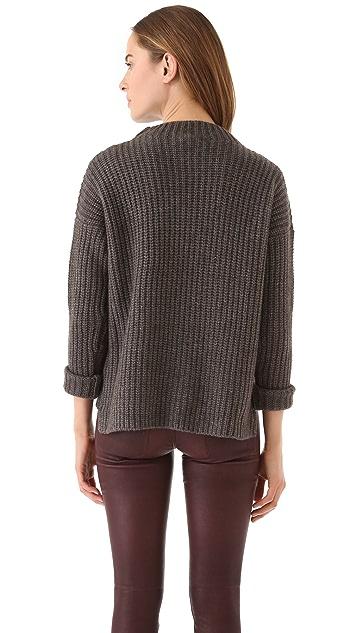 Vince Shacker Knit Sweater