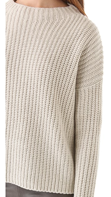 Vince Shacker Knit Sweater