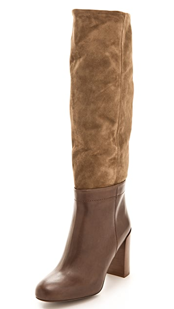 Vince Corinne Knee High Boots