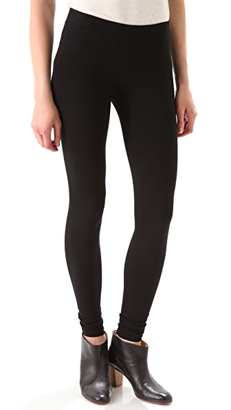Vince Scrunch Ankle Leggings