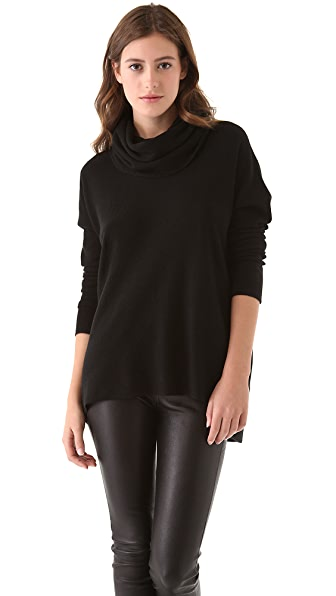 Vince Cowl Neck Cashmere Sweater