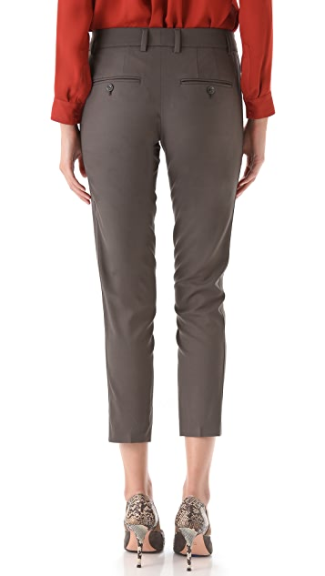 Vince Side Strap Trousers