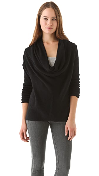 Vince Draped Cowl Sweater