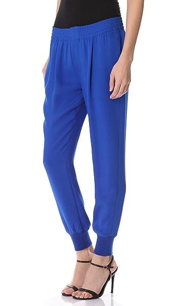Vince Silk Sweatpants