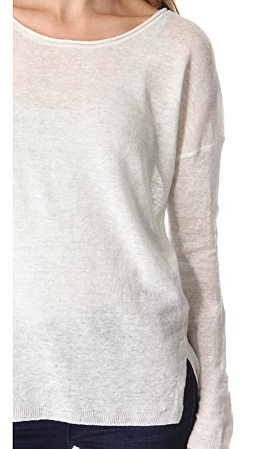 Vince High Low Sweater