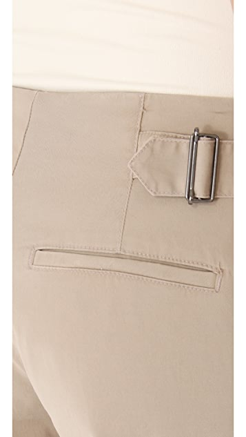 Vince Buckle Trousers