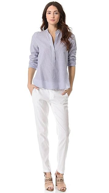 Vince Linen Trousers
