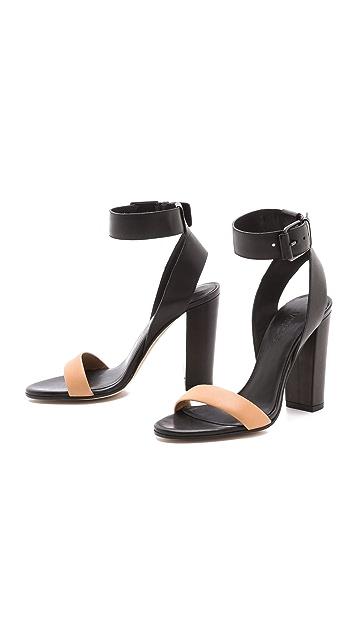 Vince Alexa Ankle Strap Sandals