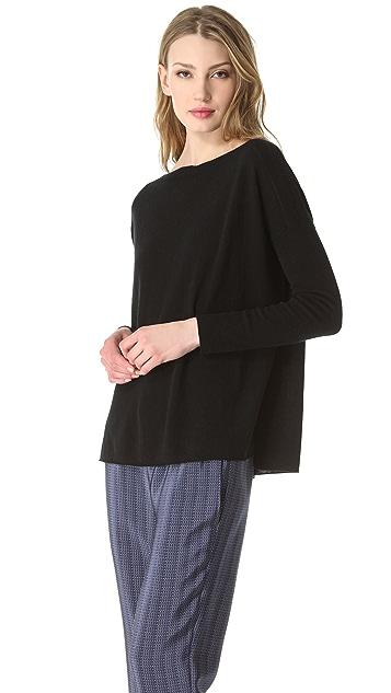 Vince Rib Cashmere Sweater