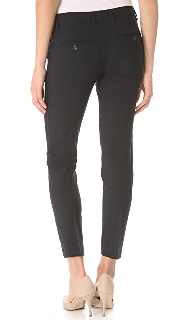 Vince Solid Strapping Pants