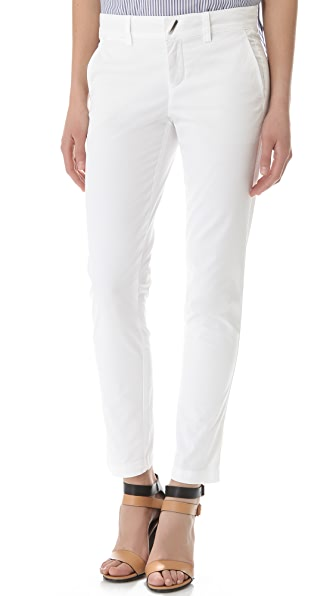 Vince Hairclip Boyfriend Trousers