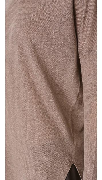 Vince Drop Shoulder Sweater