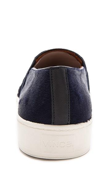 Vince Blair Haircalf Sneakers