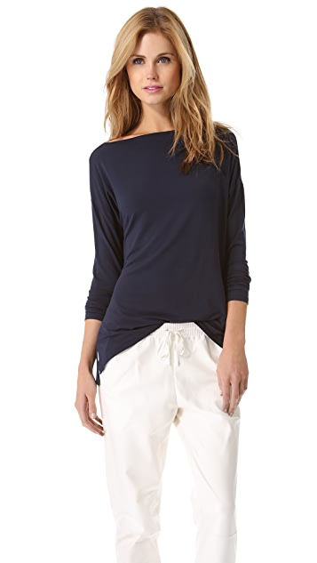 Vince Boat Neck Top