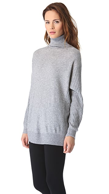 Vince Rib Turtleneck