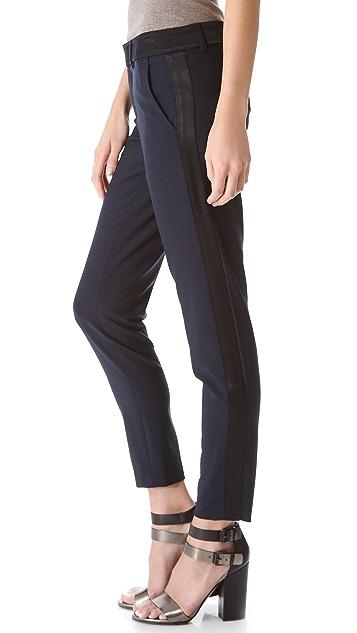 Vince Tuxedo Pants