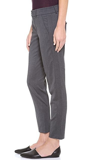 Vince Side Buckle Trouser
