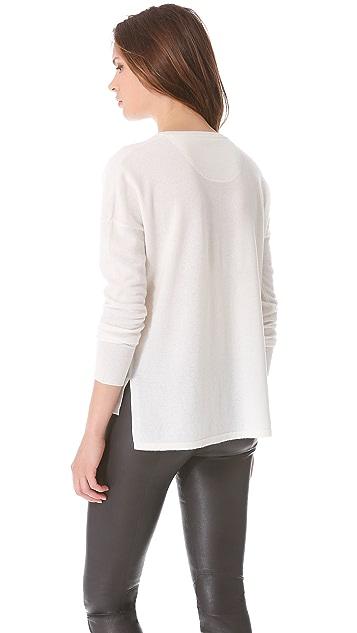 Vince Split Side Sweater