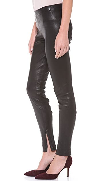 Vince Zip Leggings