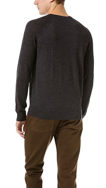 Vince Merino Crew Neck Sweater