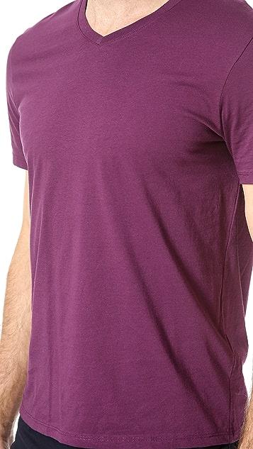 Vince Favorite V Neck T-Shirt