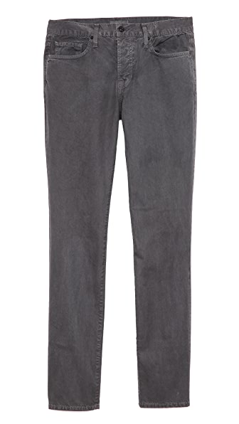 Vince Tyler Slim Fit Twill Pants