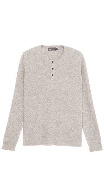 Vince Thermal Henley