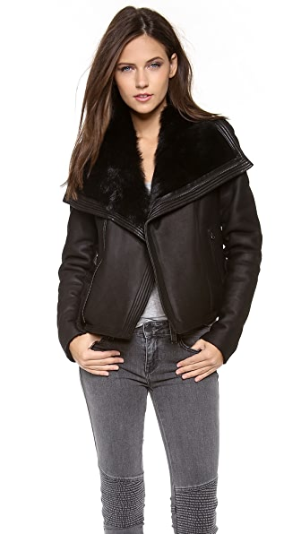 Vince Shearling Jacket