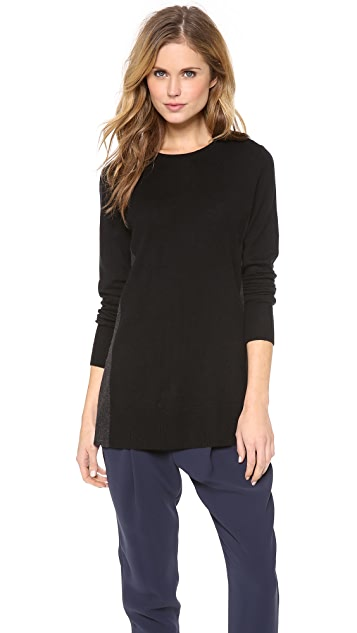 Vince Straight Fit Cashmere Sweater