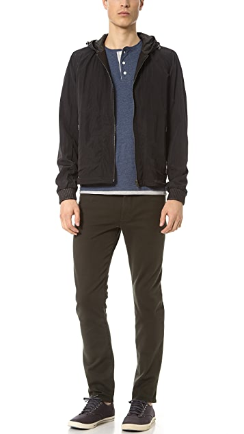 Vince Double Layer Henley