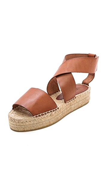 Vince Elise Espadrille Flat Sandals
